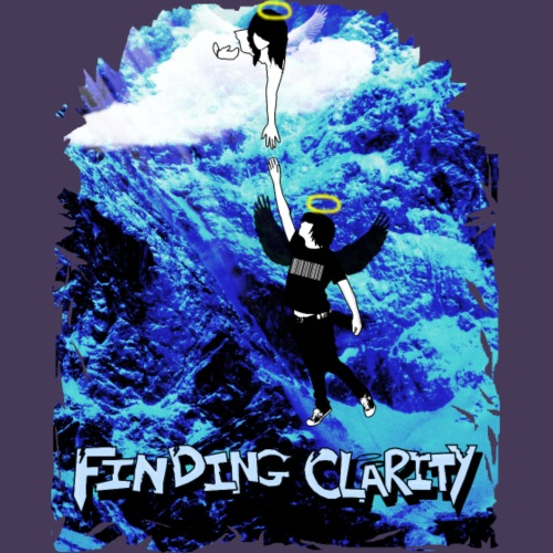 Book dragon? I'm a Wyvern (white) - Canvas Backpack