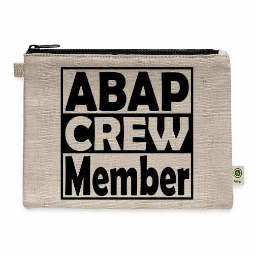 ABAPcrew - Carry All Pouch