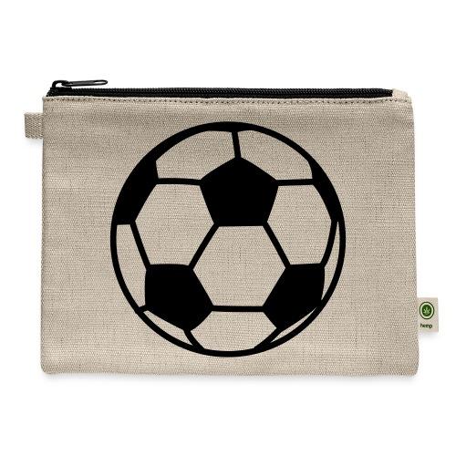 custom soccer ball team - Carry All Pouch