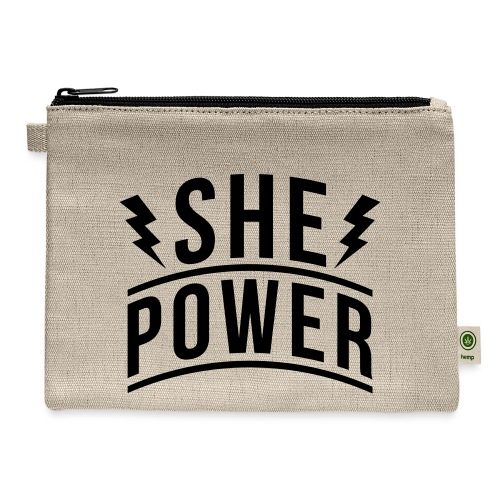 She Power - Carry All Pouch
