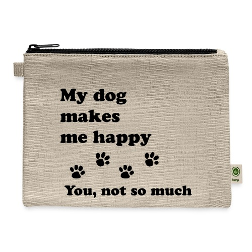 love dog 2 - Carry All Pouch