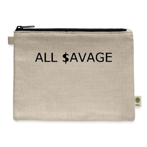ALL $avage - Carry All Pouch