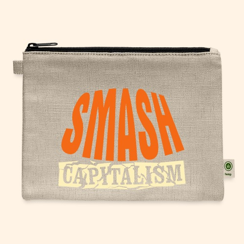 Smash Capitalism - Carry All Pouch