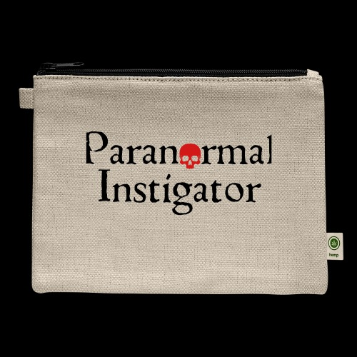 Paranormal Instigator - Carry All Pouch