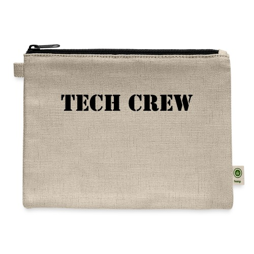 Tech Crew - Carry All Pouch