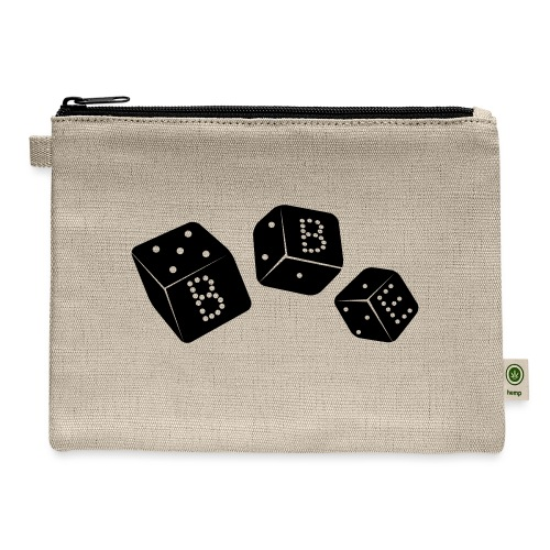 black box_vector2 - Carry All Pouch