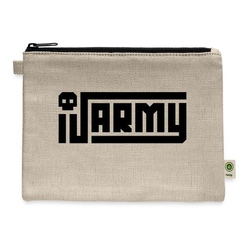 iJustine - iJ Army Logo - Carry All Pouch