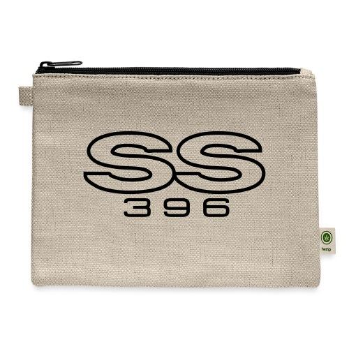 Chevy SS 396 emblem - Autonaut.com - Carry All Pouch