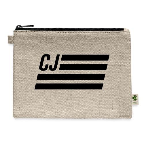 CJ flag - Autonaut.com - Carry All Pouch