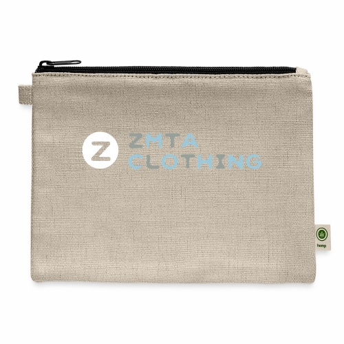 ZMTA logo products - Carry All Pouch