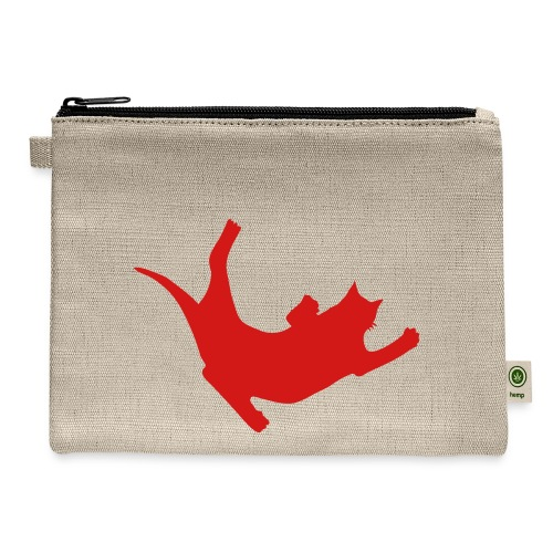 Fly Cat - Carry All Pouch
