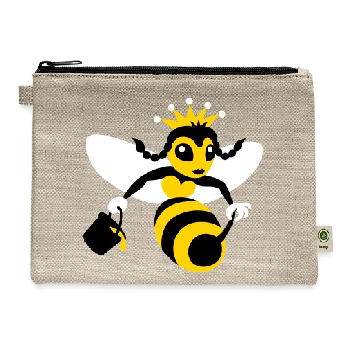 Queen Bee - Carry All Pouch