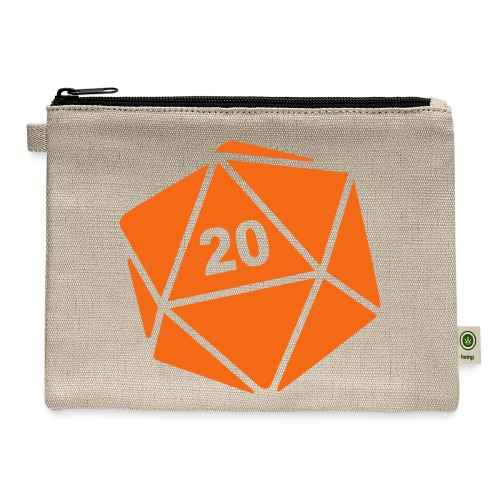 D20 Winter Toque - Carry All Pouch
