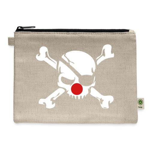 Jolly Roger Clown - Carry All Pouch