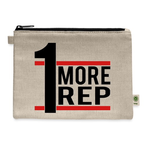 1 More Rep - Carry All Pouch