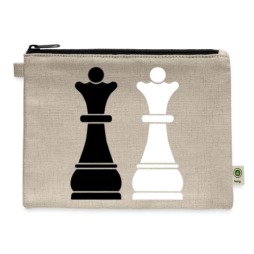 Chess Queens - Carry All Pouch