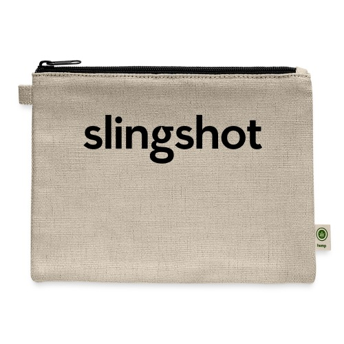 SlingShot Logo - Carry All Pouch