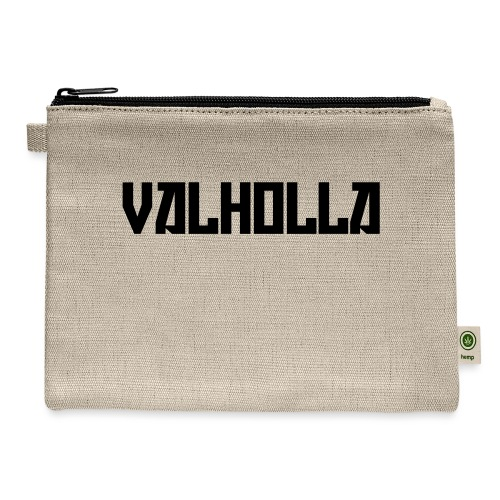 valholla futureprint - Carry All Pouch