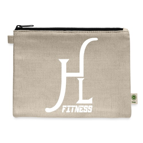 HLF Vector WHT - Carry All Pouch