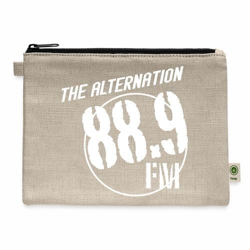 Alternation Slant Logo - Carry All Pouch