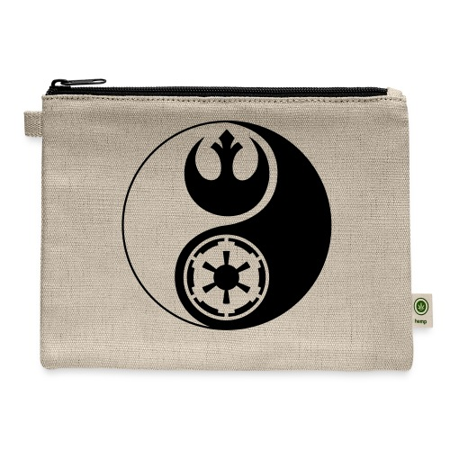 Star Wars Yin Yang 1-Color Dark - Carry All Pouch