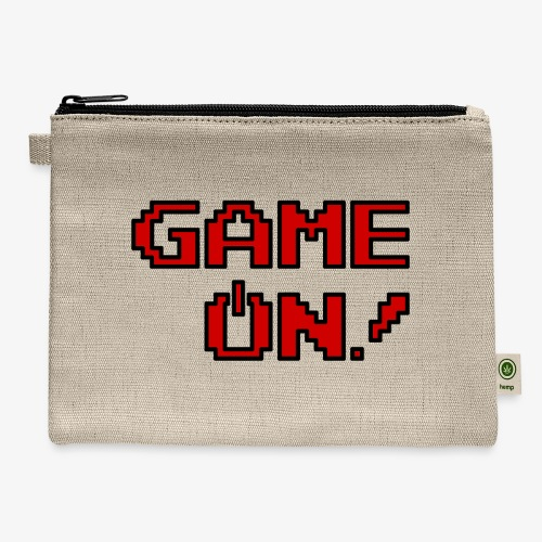 Game On.png - Carry All Pouch