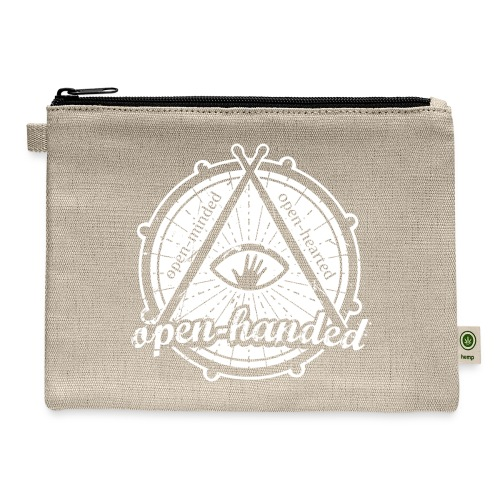 Open-Handed - Carry All Pouch