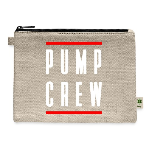 Pump Crew - Carry All Pouch