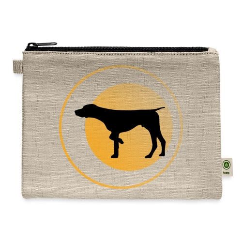 German Shorthaired Pointer - Carry All Pouch