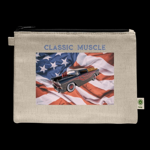 CLASSIC MUSCLE - Carry All Pouch