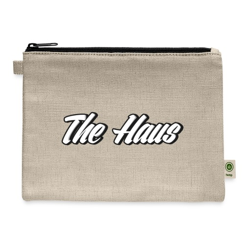 The Haus Logo - Carry All Pouch