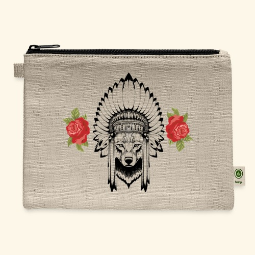 WOLF KING - Carry All Pouch