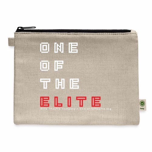 8bit of the Elite - Carry All Pouch