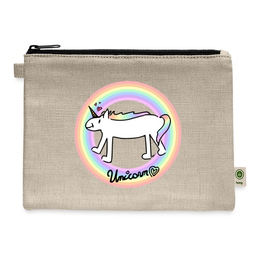 Unicorn Love - Carry All Pouch