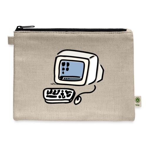Cathodic Computer - Carry All Pouch