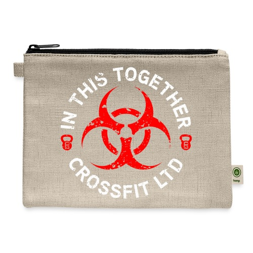 inThisTogether - Carry All Pouch