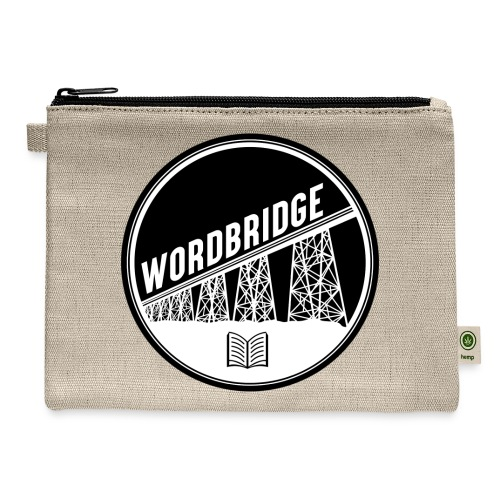 WordBridge Conference Logo - Carry All Pouch