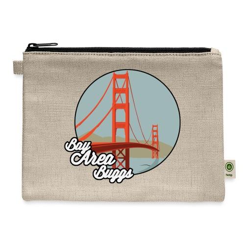 Bay Area Buggs Bridge Design - Carry All Pouch