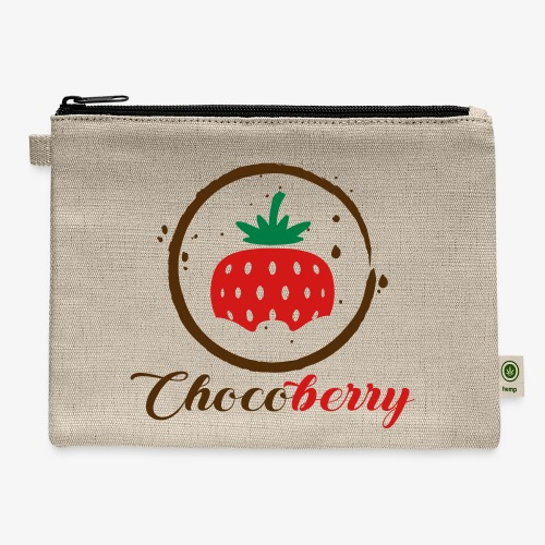 Chocoberry - Carry All Pouch
