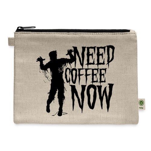 need coffee - Carry All Pouch