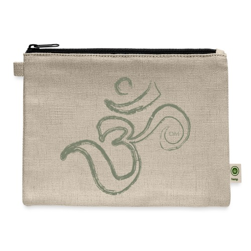 Om Brush - Carry All Pouch