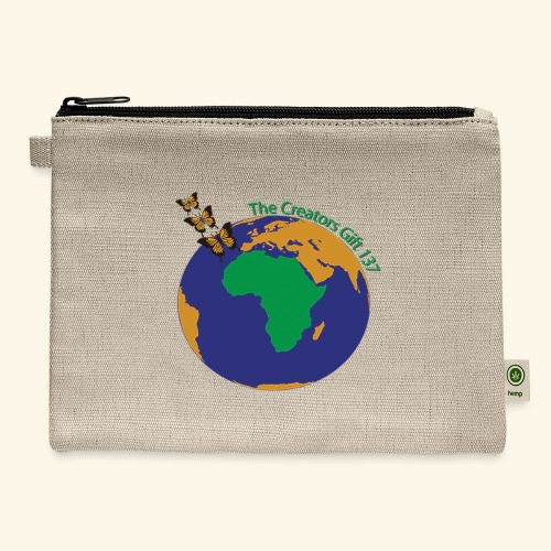 The CG137 logo - Carry All Pouch