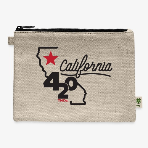 California 420 - Carry All Pouch