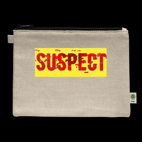 SUSPECT - Carry All Pouch