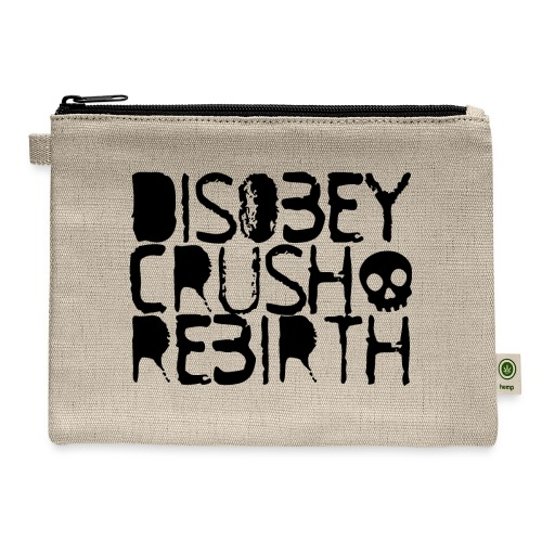 disobey crush rebirth - Carry All Pouch