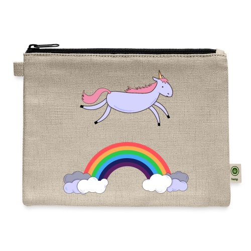 Flying Unicorn - Carry All Pouch