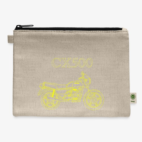 CX500 line drawing - Carry All Pouch