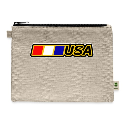 USA - Carry All Pouch