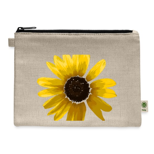 sunflower - Carry All Pouch