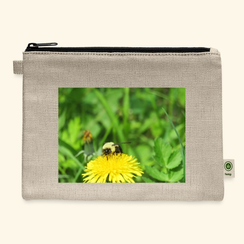 Dandelion Bee - Carry All Pouch